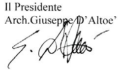 firma presidente